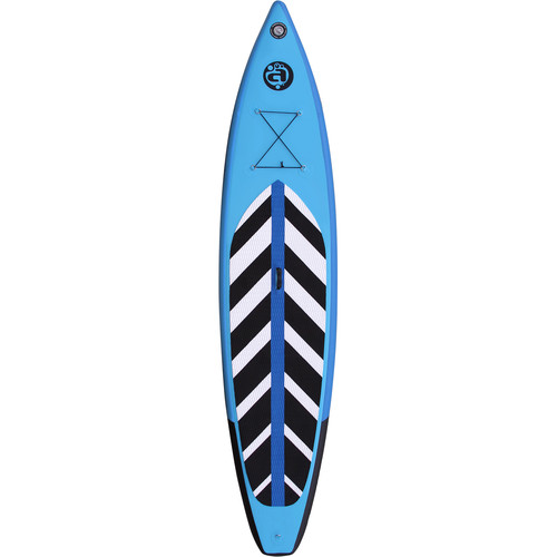"Airhead Pace Inflatable Stand-Up Paddleboard (12' x 30"")"