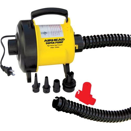 Airhead 120V Super Pump (Yellow)