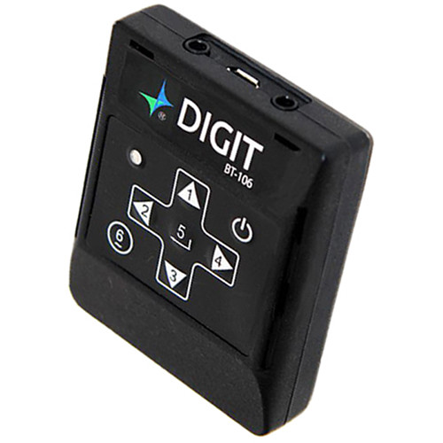 AirTurn Digit Bluetooth Multifunction Remote