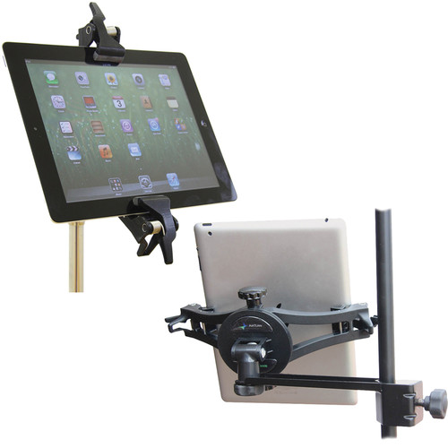 "AirTurn Manos Universal Tablet Mount with 8"" Extension"