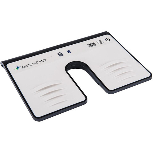 AirTurn Pedpro 2 Footswitch Controller for Select Bluetooth 4.0 Phones/Tablets/Computers