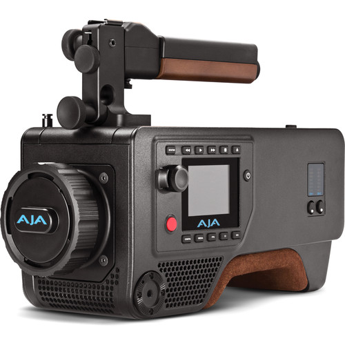 AJA CION 4K/UHD and 2K/HD Production Camera