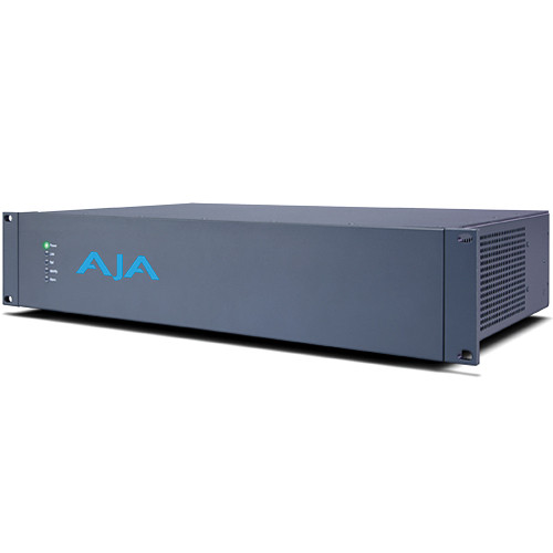 AJA Corvid Ultra with Dual TruScale Hardware Cards