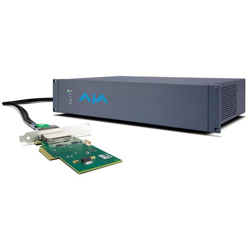 AJA Corvid Ultra External 2RU Chassis Video Processor