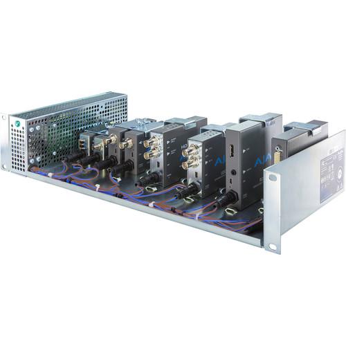 AJA DRM-R2 Mini-Converter Rack Frame