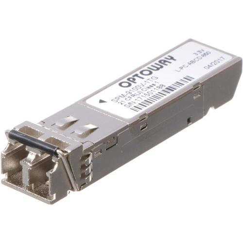 AJA Single Multi-Mode LC 3G Fiber Transmitter SFP