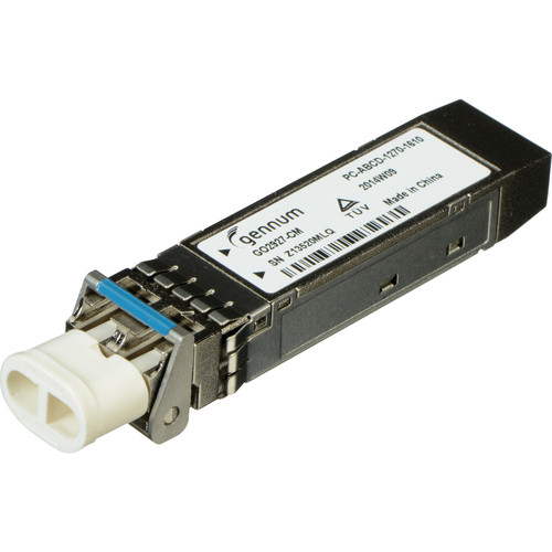 AJA Dual LC 3G Fiber