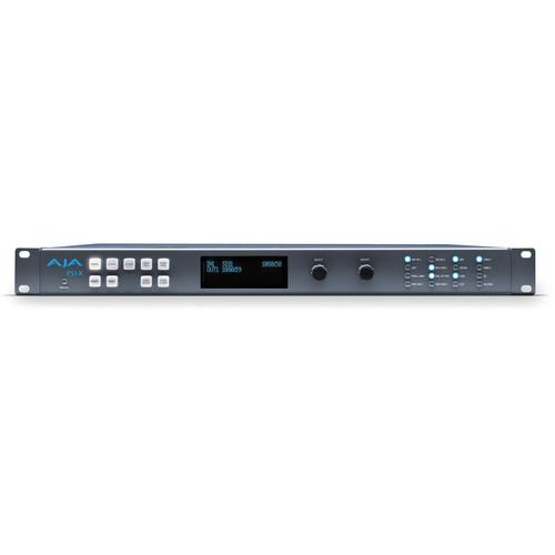 AJA FS1-X Frame Synchronizer & Converter with MADI Audio