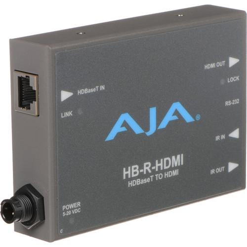 AJA HDBaseT to HDMI Receiver