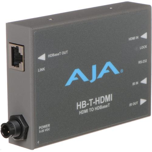 AJA HDMI to HDBaseT Transmitter