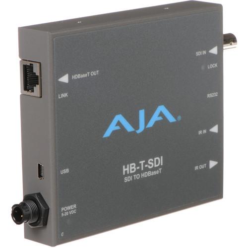 AJA SDI to HDBaseT Transmitter
