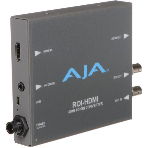 AJA ROI HDMI to SDI Mini Converter