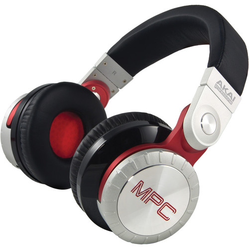 Akai Professional MPC Pro Over-Ear Headphones