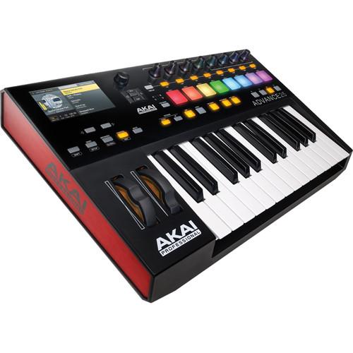 Akai Professional Advance 25- 25-Key MIDI Keyboard Controller