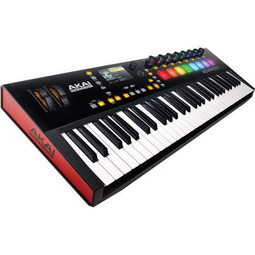Akai Professional Advance 61- 61-Key MIDI Keyboard Controller