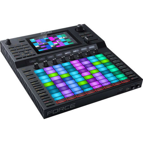 Akai Professional Force - Standalone Music Production/DJ Performance System