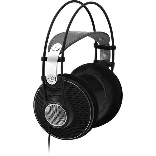 AKG K612 PRO Over-Ear Reference Studio Headphones