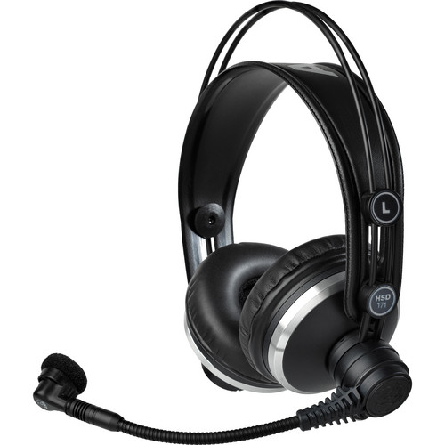AKG HSD 171 Professional Headset with Dynamic Microphone