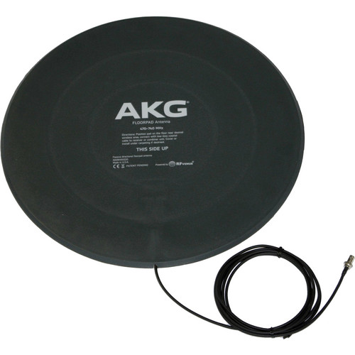 AKG Floorpad Passive Circularly Polarized Directional Antenna