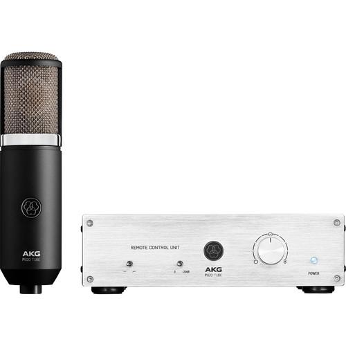 AKG P820 Multi-Pattern Tube Condenser Microphone