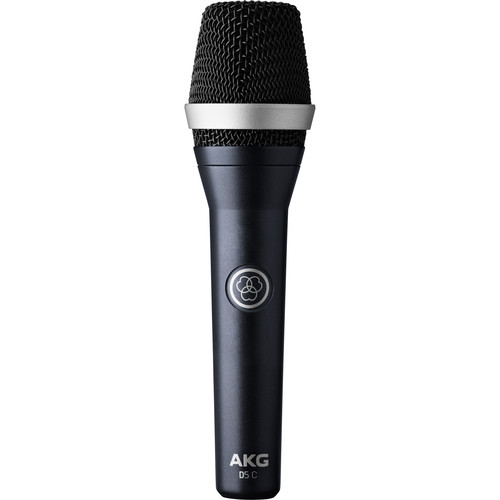 AKG D5 C Professional Dynamic Vocal Microphone