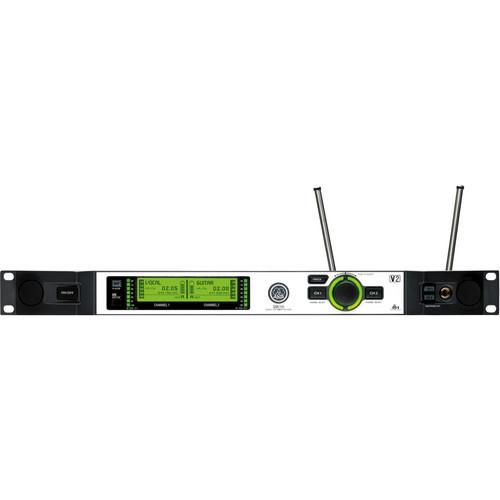 AKG DSR700 V2 Digital Wireless Stationary Receiver (Band 1: 548.1 - 697.9)