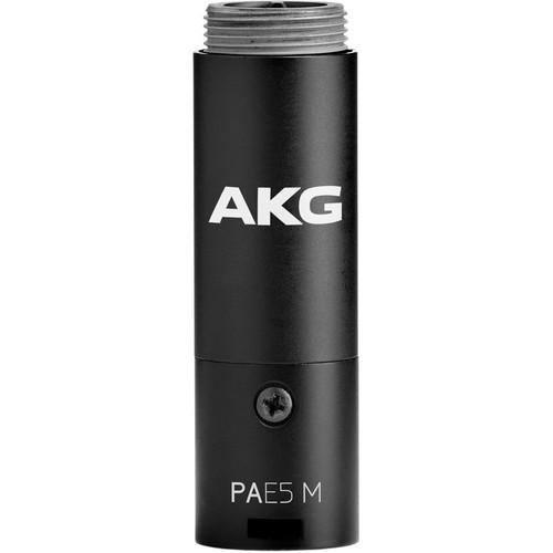 AKG PAE5 M Reference Phantom Power Module for DAM+ Series Capsules