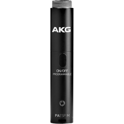 AKG PAESP M Phantom Power Adapter Module with Programmable Switch
