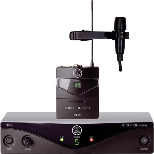 AKG Perception Wireless Presenter Set - Frequency A / 530 - 560MHz