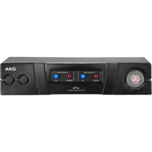 AKG APS4 - 4/1 Antenna Power Splitter without Power Supply (470 to 952 MHz)