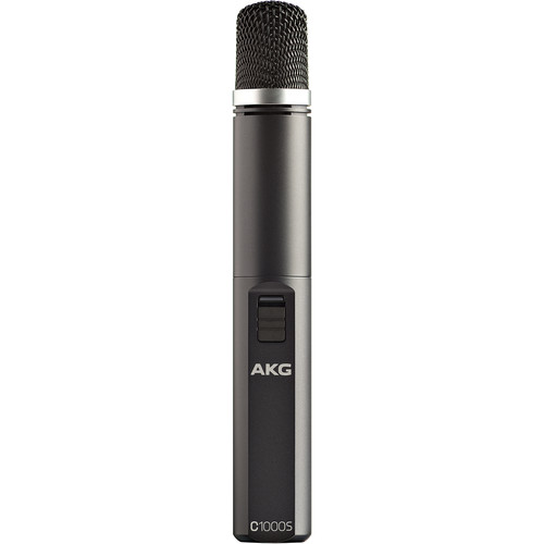 AKG C1000 S Small-Diaphragm Condenser Microphone