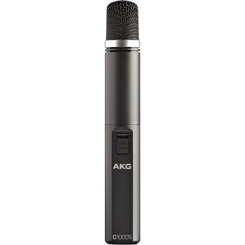 AKG C1000 S Small-Diaphragm Condenser Microphone