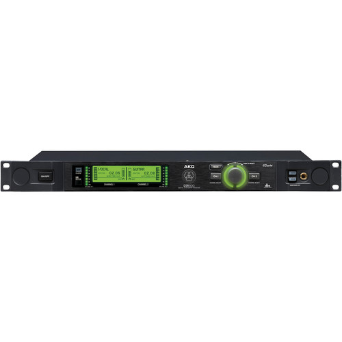 AKG DSR800 Digital Wireless Stationary Receiver (BD1)