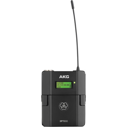 AKG DPT800 Digital Wireless Bodypack Transmitter (BD1)
