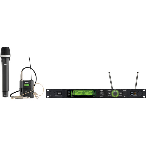 AKG DMS800 Mix Set Digital Wireless Microphone System (BD1)