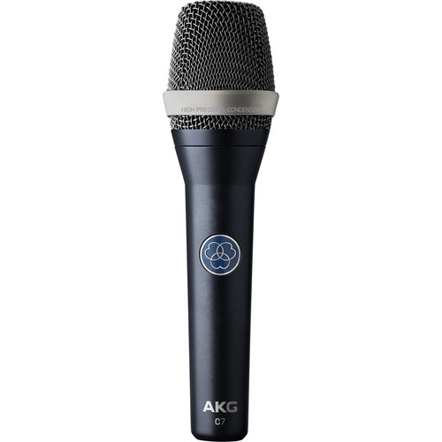 AKG C7 Reference Condenser Vocal Microphone