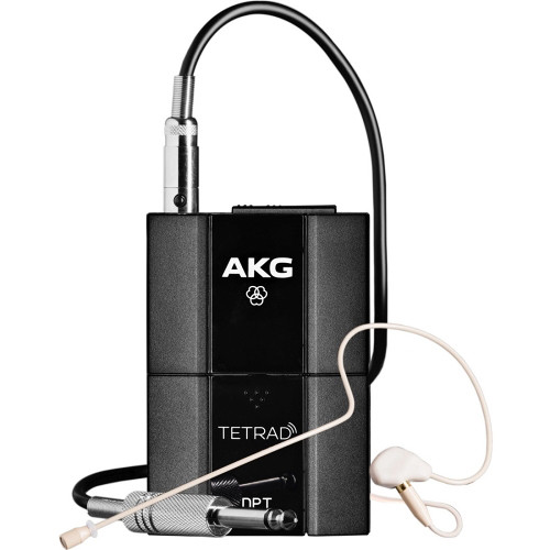 AKG DPTTetrad Digital Pocket Transmitter
