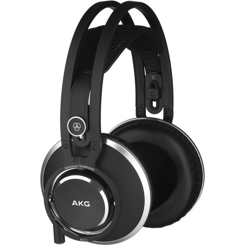AKG K872 Master Reference Closed-Back Over-Ear Headphones