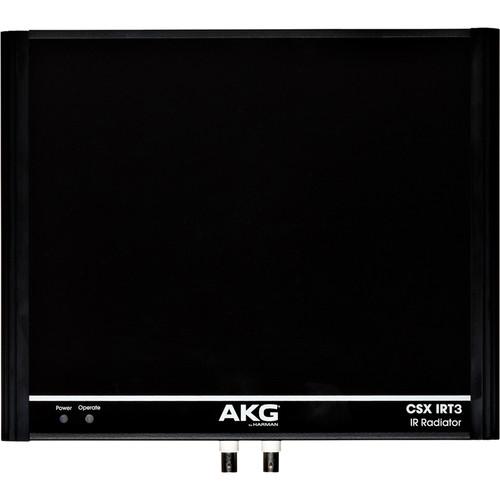 AKG CSX IRT3 10-Channel Infrared Distance Transmitter (Light Angle ±17°)