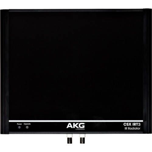 AKG CSX IRT3 10-Channel Infrared Distance Transmitter (Light Angle ±17°)