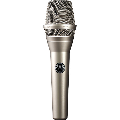 AKG C636 Master Reference Condenser Vocal Microphone (Nickel)