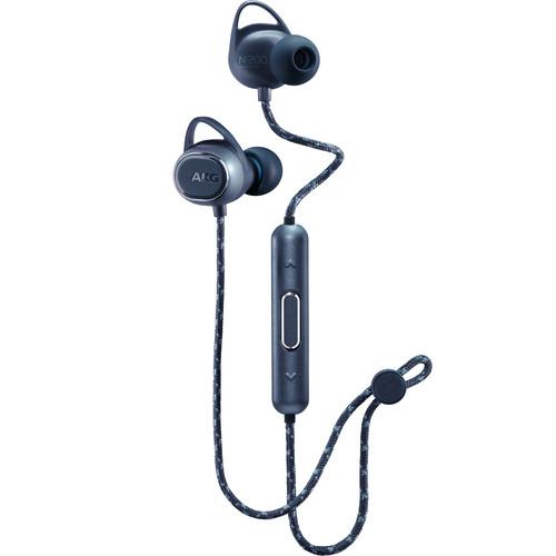 AKG N200 Reference Wireless In-Ear Headphones (Blue)