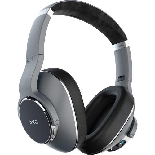 AKG N700NC On-Ear Bluetooth Headphones