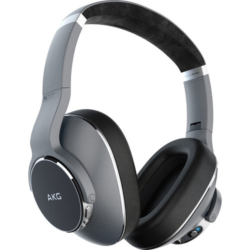 AKG N700NC Adaptive Noise Cancelling Over-Ear Wireless Headphones