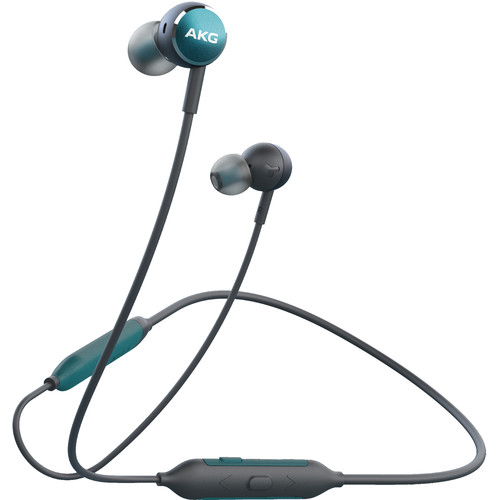 AKG Y100 Wireless In-Ear Headphones (Green)