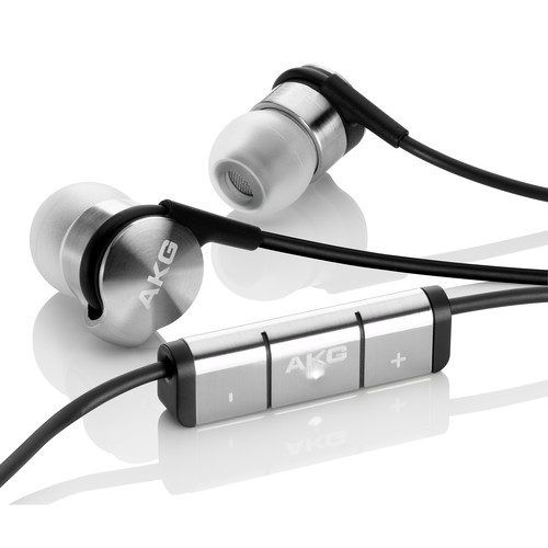 AKG K3003i 3-Way Earphones with Integrated Mic & Remote