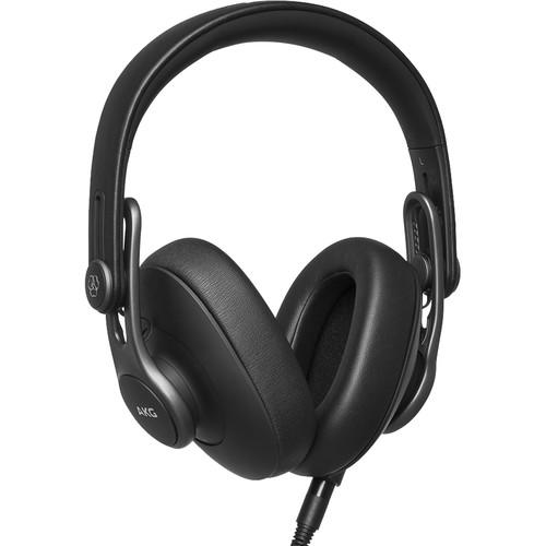 AKG K371 Over-Ear Oval Closed-Back Studio Headphones