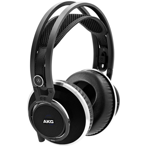 AKG K812 Headphones and Fostex Headphone Amplifier Kit