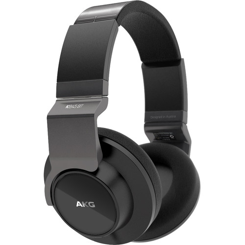 AKG K 845BT Bluetooth Wireless Headphones (Black)