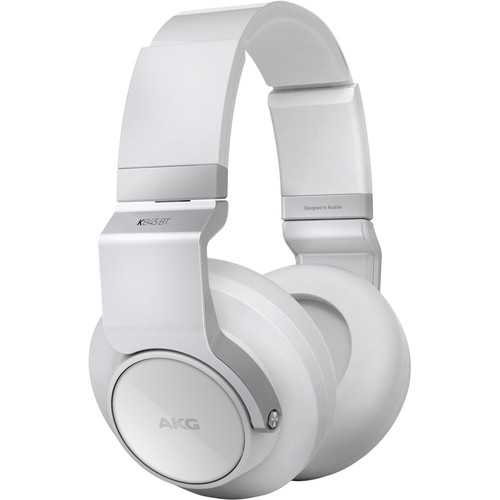 AKG K 845BT Bluetooth Wireless Headphones (White)